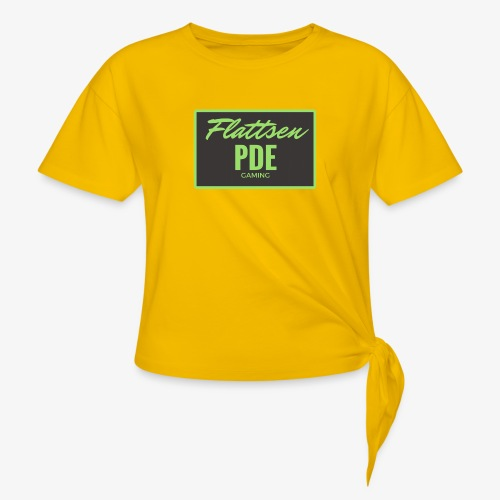Flattsen - Frauen Knotenshirt