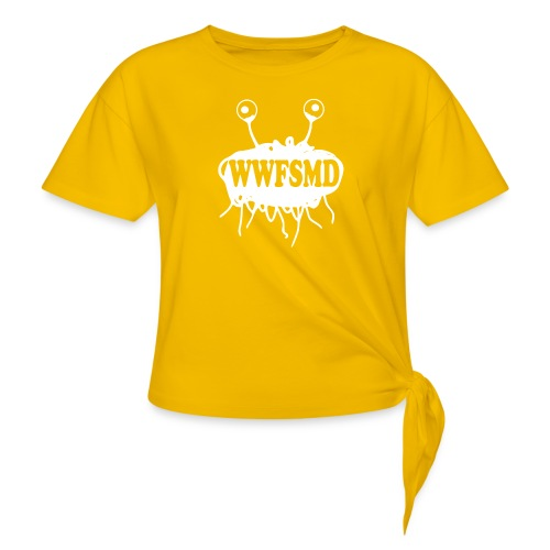 WWFSMD - Women's Knotted T-Shirt