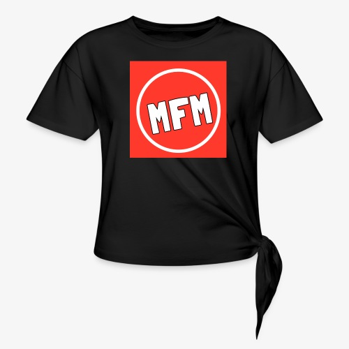 MrFootballManager Clothing - Knotted T-Shirt