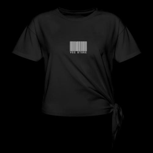 Vox' - T-shirt à nœud Femme