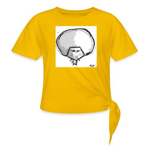 Harry - Vrouwen Geknoopt shirt