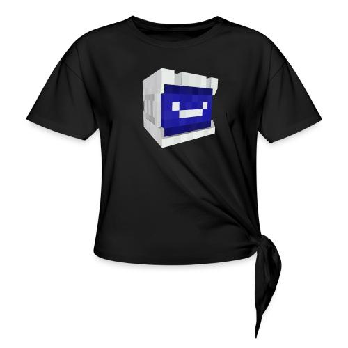 Rqb hoofd - Vrouwen Geknoopt shirt
