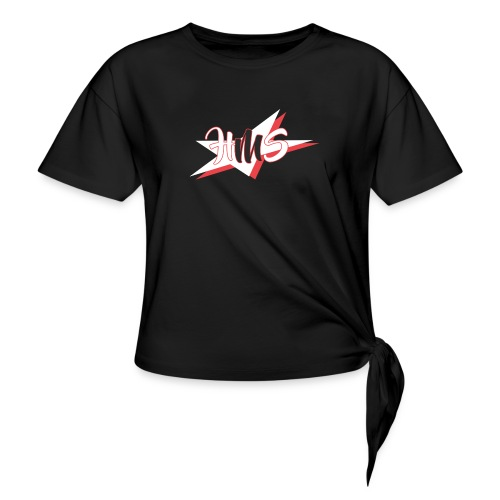 3 - Women's Knotted T-Shirt