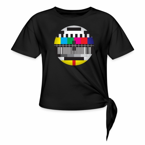test card - Knotted T-Shirt