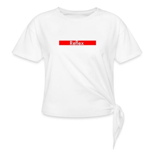 Reflex Logo street - Knotted T-Shirt