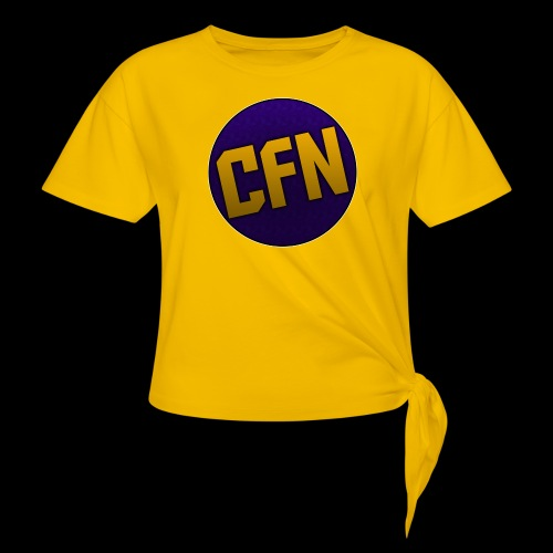 CFN - Women's Knotted T-Shirt