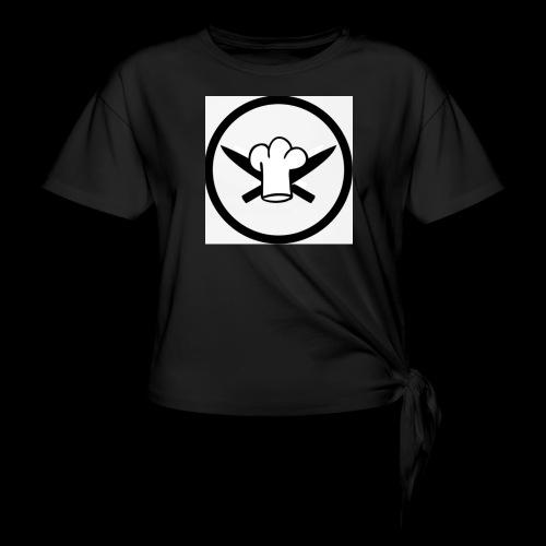 FF lagar mat - T-shirt med knut