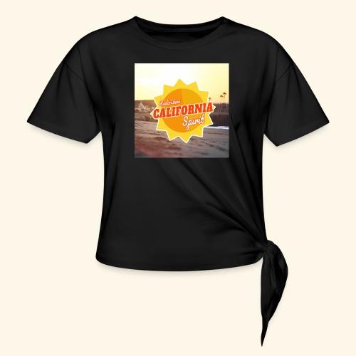 SunRise - T-shirt à nœud