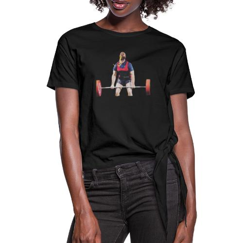 Limited Edition Anders - Knute-T-skjorte for kvinner