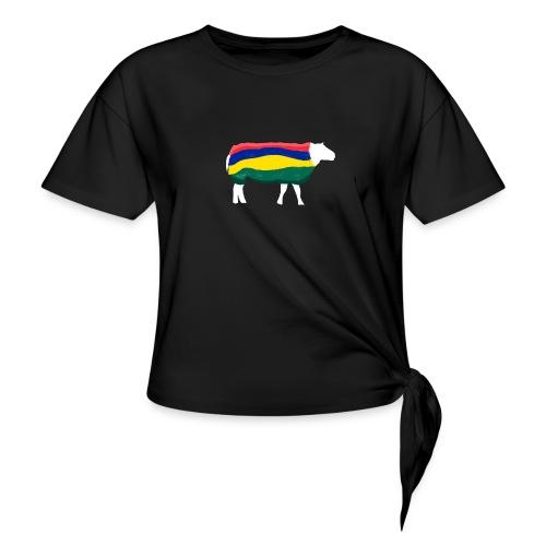 Schaap van Terschelling - Vrouwen Geknoopt shirt