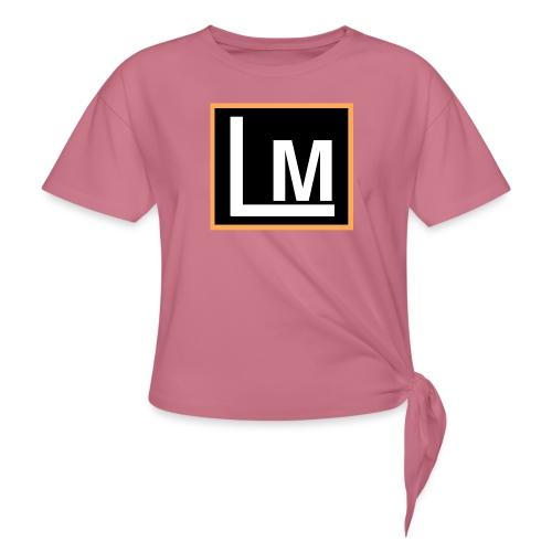 Original LukeMoto - Women's Knotted T-Shirt