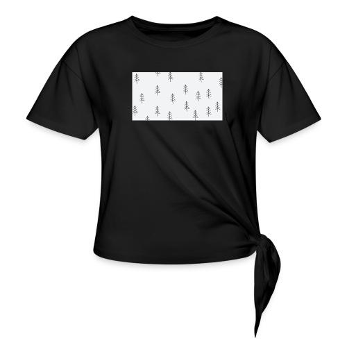 Capture - T-shirt à nœud Femme