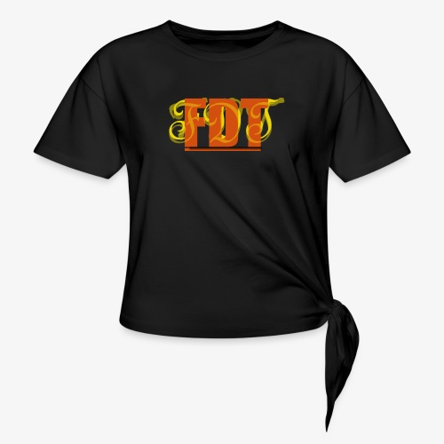 FDT - Knotted T-Shirt