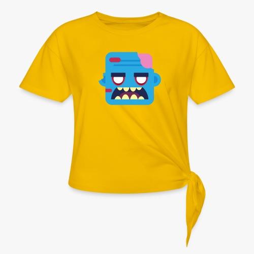 Mini Monsters - Zombob - Dame knot-shirt