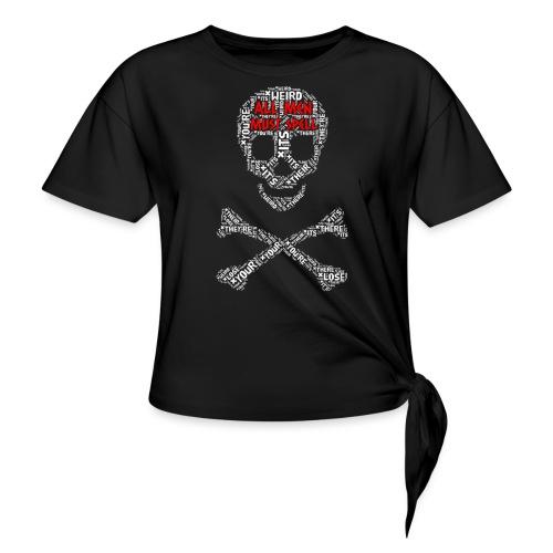 All Men Must Spell - Dame knot-shirt