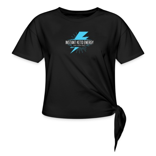 instantketoenergy - Knotenshirt