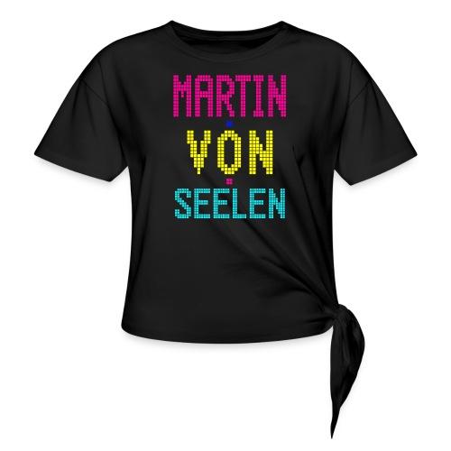 Martin von Seelen fan t-shirt - Knot-shirt