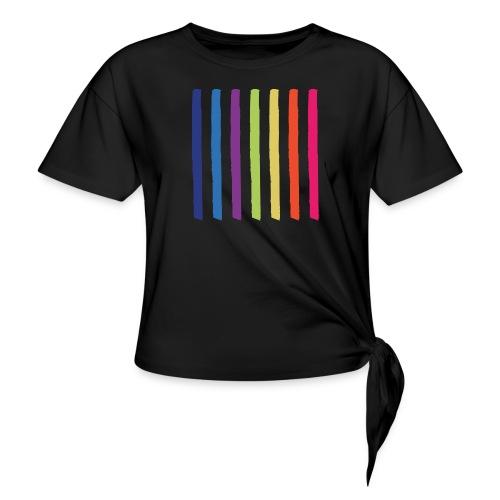 kwestia - Koszulka z wiązaniem