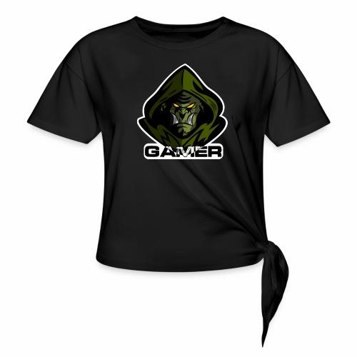 Orco Gamer - Camiseta con nudo mujer