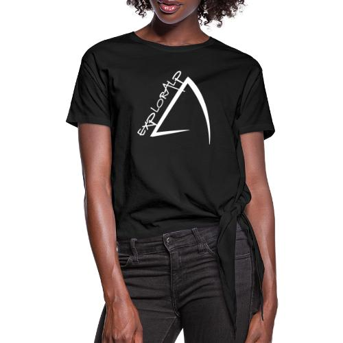 logo - Knotted T-Shirt
