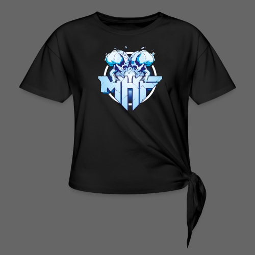 MHF New Logo - Knotted T-Shirt
