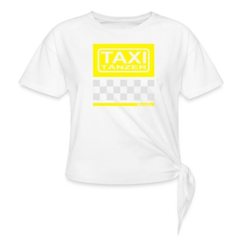 Taxitänzer - Frauen Knotenshirt