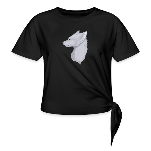 Wolf Skin - Knotted T-Shirt