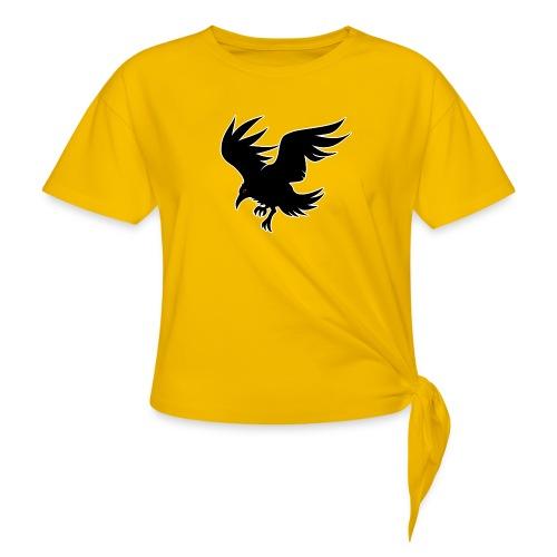 Karasu - Women's Knotted T-Shirt