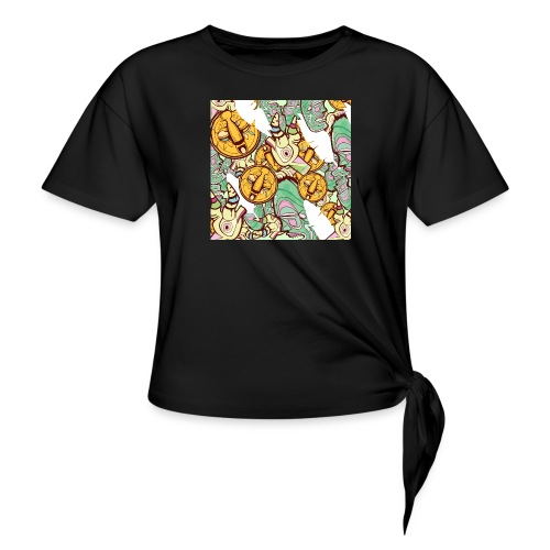 Mask Factory - Day Edition - Knotted T-Shirt