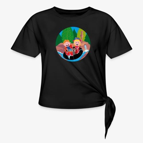 Themepark: Rapids - Geknoopt shirt