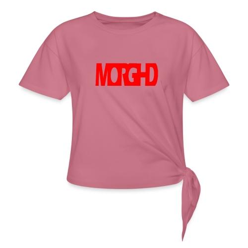 MorgHD - Knotted T-Shirt