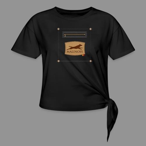 Belgian shepherd Malinois - Knotted T-Shirt