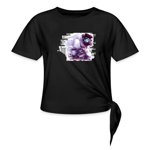 Plakat PG6 2 - Frauen Knotenshirt