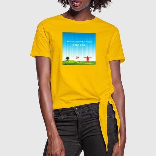 Rolling hills tshirt - Knot-shirt