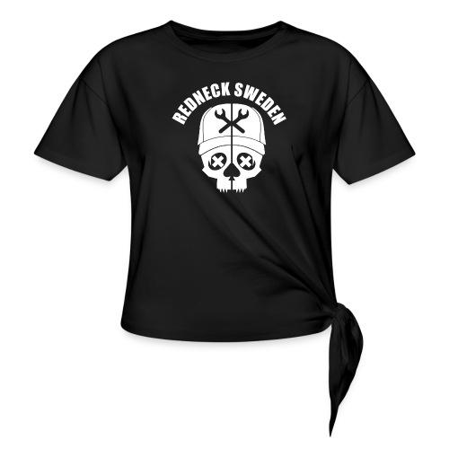 Redneck sweden logo - T-shirt med knut dam