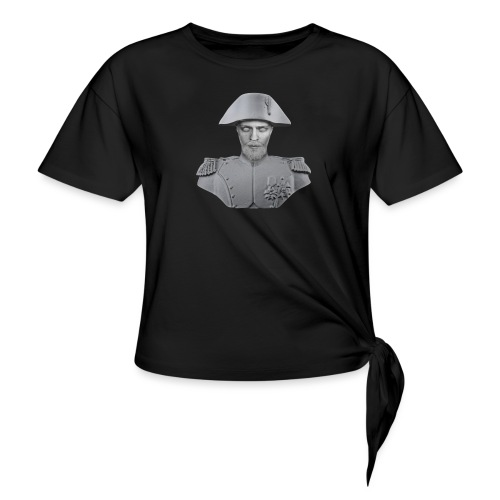 ShimmyMC Napoleon T-Shirts - Frauen Knotenshirt