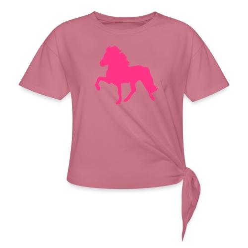 Tölter - Frauen Knotenshirt