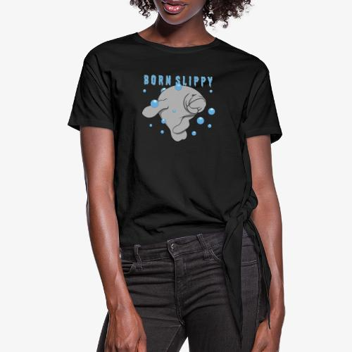 Born Slippy - Knotted T-Shirt