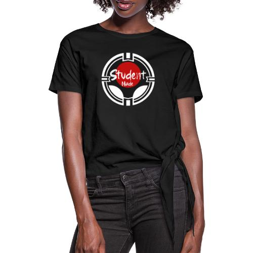 Student Made - Vrouwen Geknoopt shirt