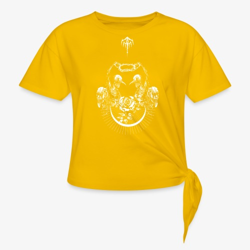 Nocturn design 2 - T-shirt à nœud