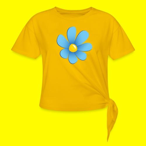 Sverigedemokraterna - T-shirt med knut dam