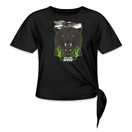 T-Shirt Bear Powershifter - Knotenshirt