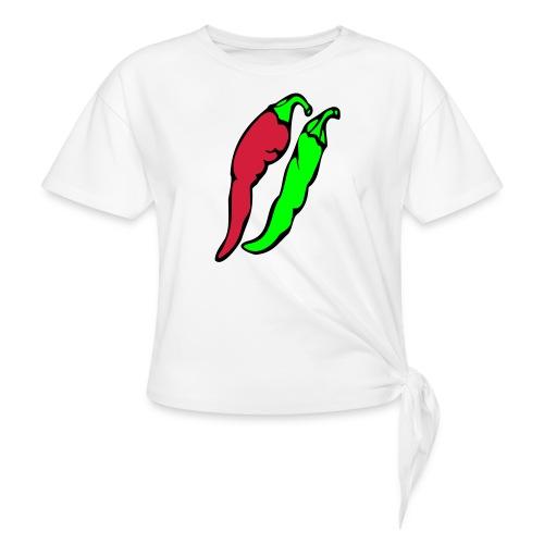Chilli - Koszulka z wiązaniem