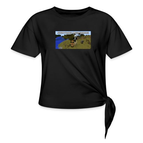 minecraft - Knotted T-Shirt