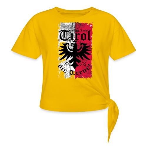 Tirol - Knotenshirt