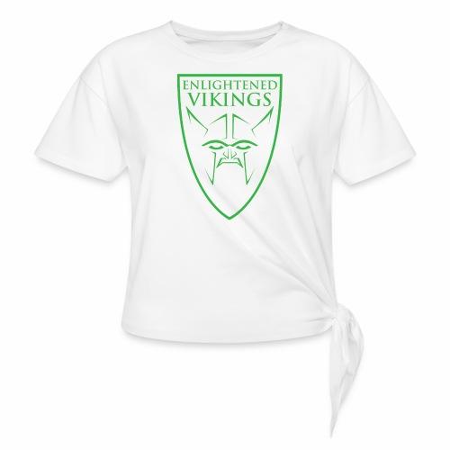 Enlightened Vikings (Org) - Knute-T-skjorte for kvinner