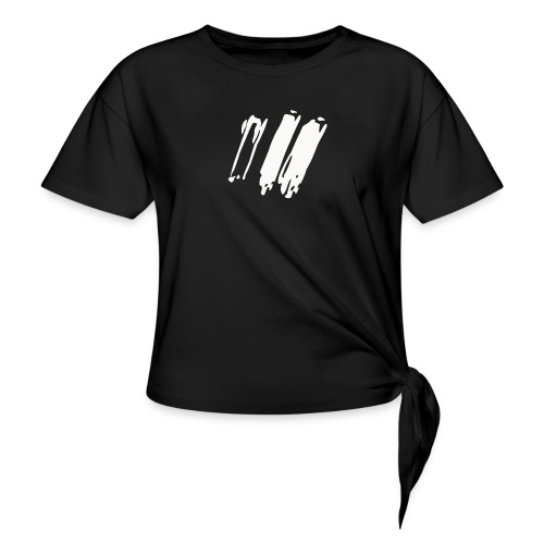 Wildtek Claw - Women's Knotted T-Shirt