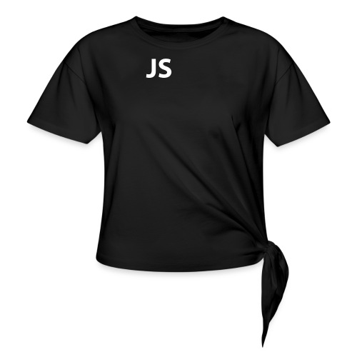 JS - Knotted T-Shirt