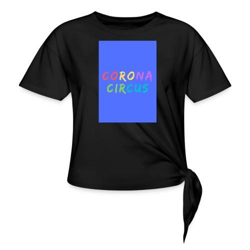 CORONA CIRCUS 3 - T-shirt à nœud Femme