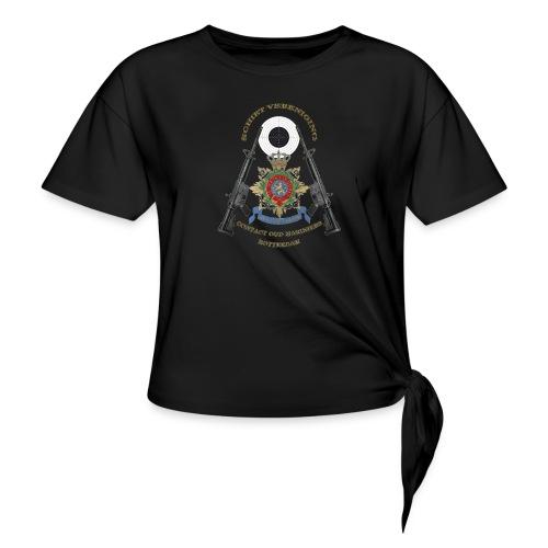 COM SV KLEUR1 TBH - Geknoopt shirt